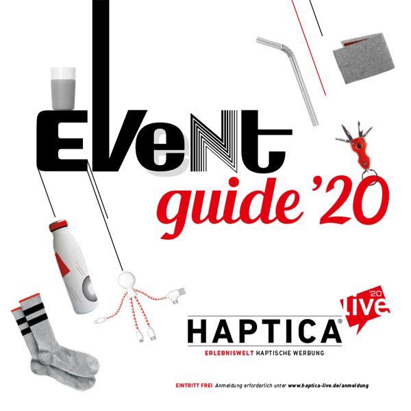 HL20 Eventguide neu ohneD - HAPTICA ® live